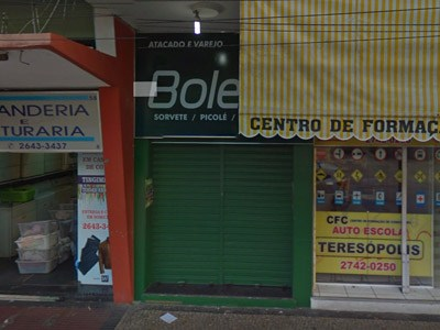 SORVETERIA BOLERO