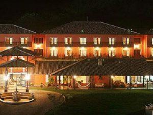 RESTAURANTE DO HOTEL FAZENDA JECAVA